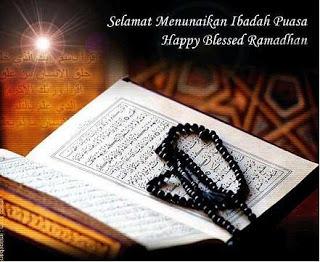 ucapan puasa ramadhan 2013